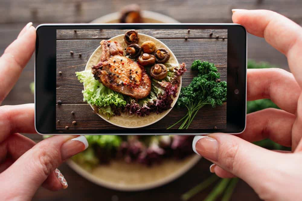 iphone food photography - Shutterturf