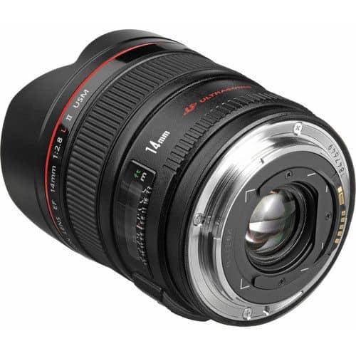 Canon EF 14mm f:2.8L II USM