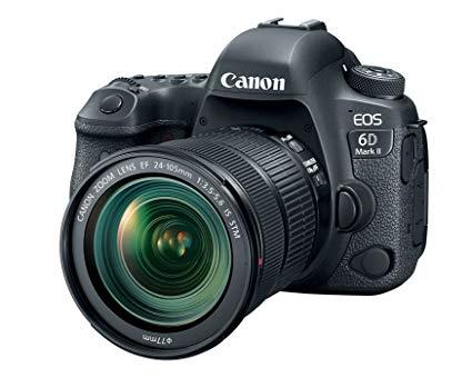 Canon EOS 6D Mark II Digital SLR