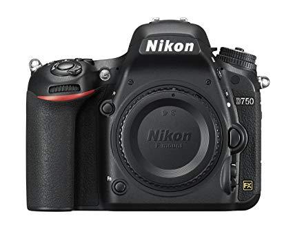 Nikon D750 FX-format Digital SLR