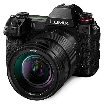 Panasonic LUMIX S1 Full Frame Mirrorless Camera