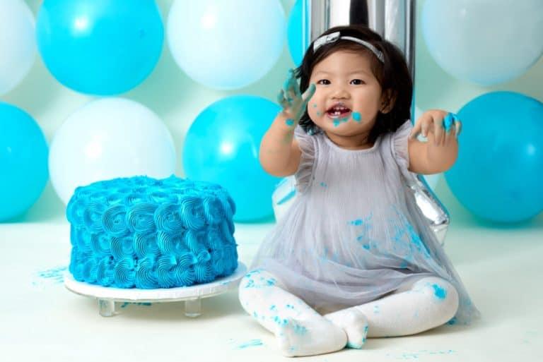 cake smash photography singapore - Shutterturf