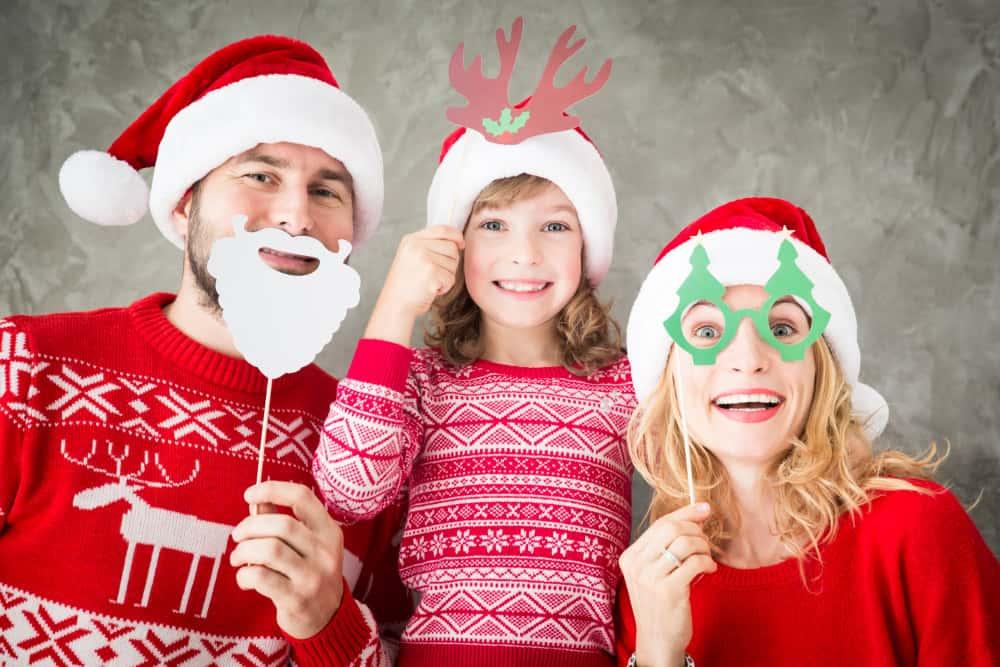 Christmas photo props - Shutterturf