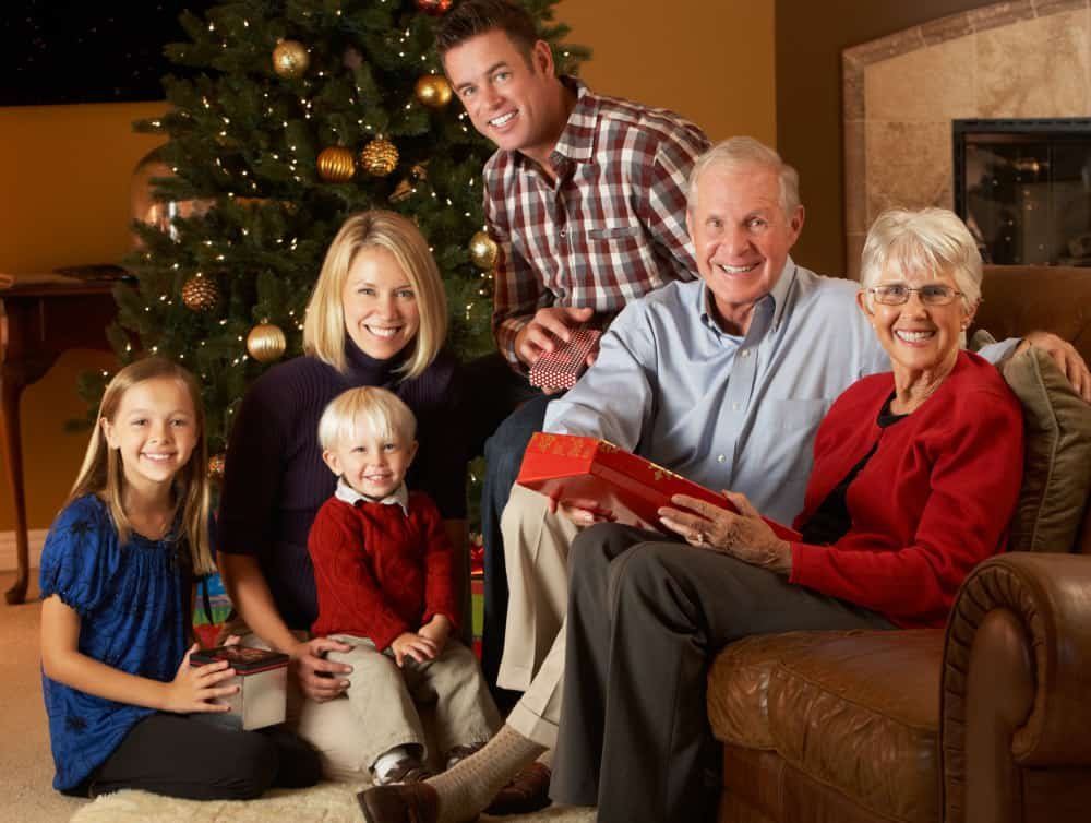 Family Christmas pictures - Shutterturf