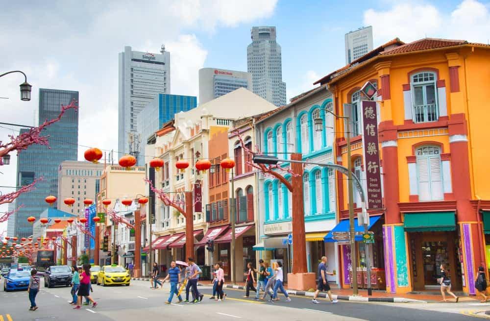 Chinatown Singapore - Shutterturf