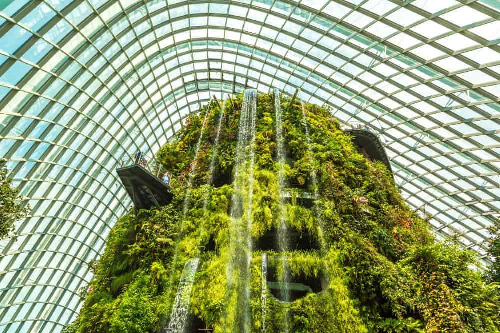 Cloud Forest, Gardens By The Bay - Shutterturf
