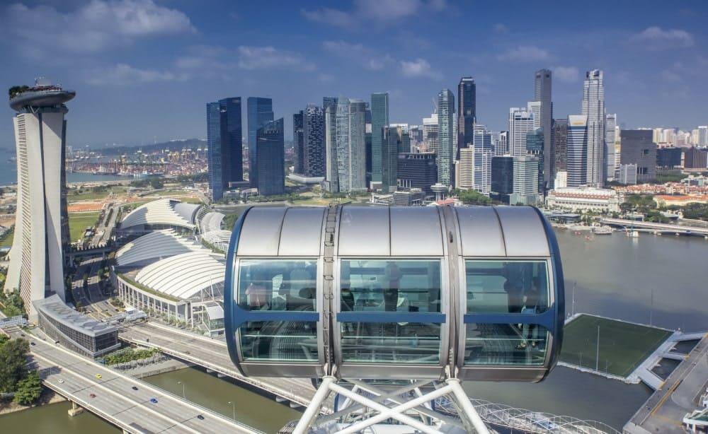Singapore Flyer - Shutterturf