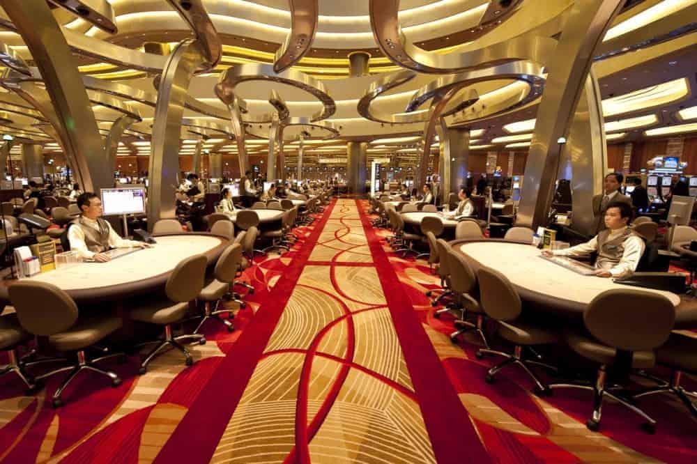 Casino, Marina Bay Sands - Shutterturf