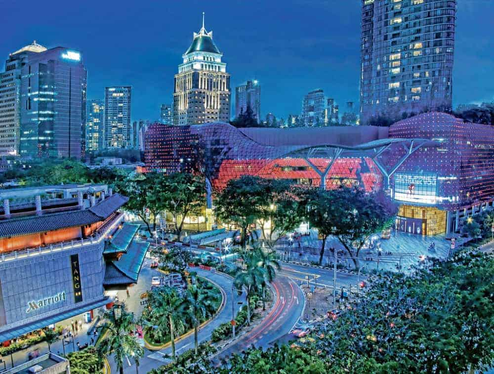 Orchard Road, Singapore - Shutterturf