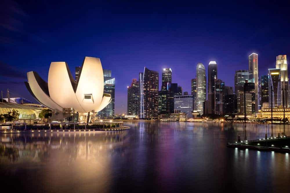 ArtScience Museum, Singapore - Shutterturf