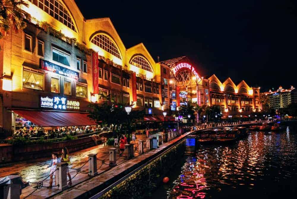 Clark Quay, Singapore - Shutterturf