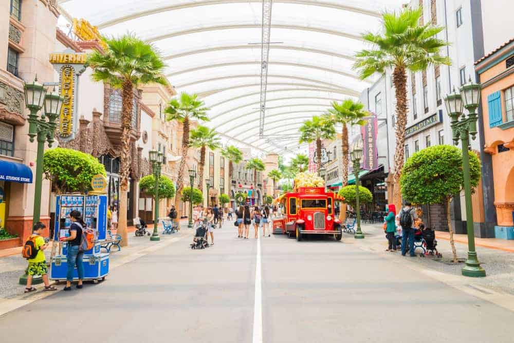 Universal Studios, Singapore - Shutterturf