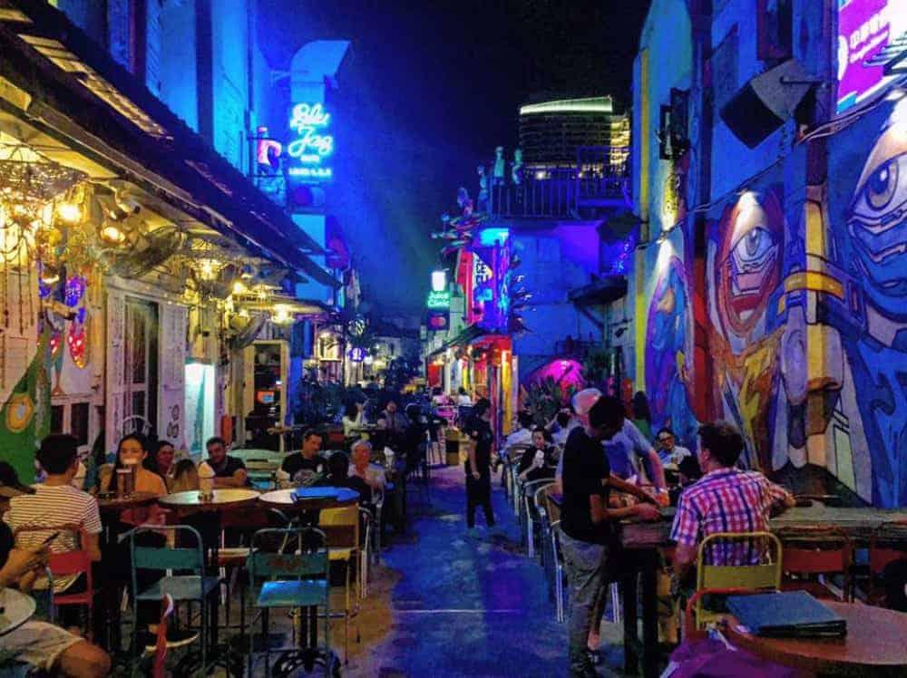 Haji Lane, Singapore - Shutterturf