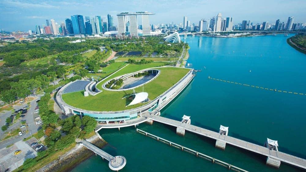 Marina Barrage, Singapore - Shutterturf