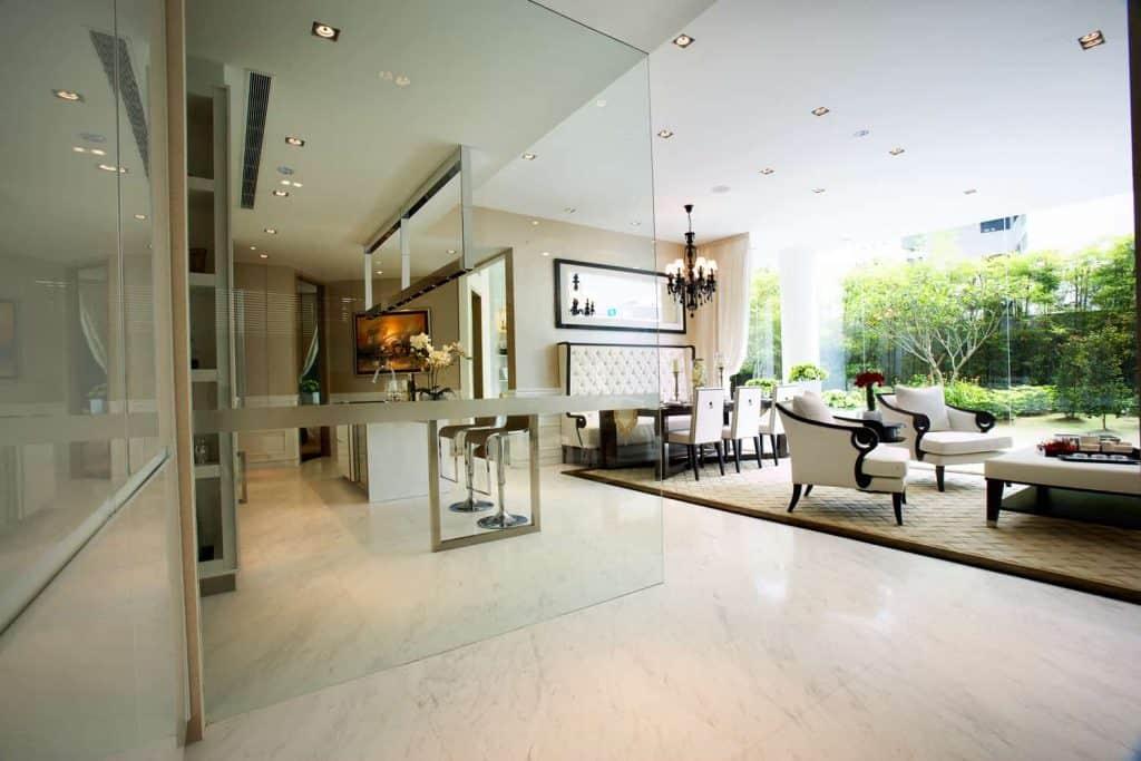 Singapore interior photography