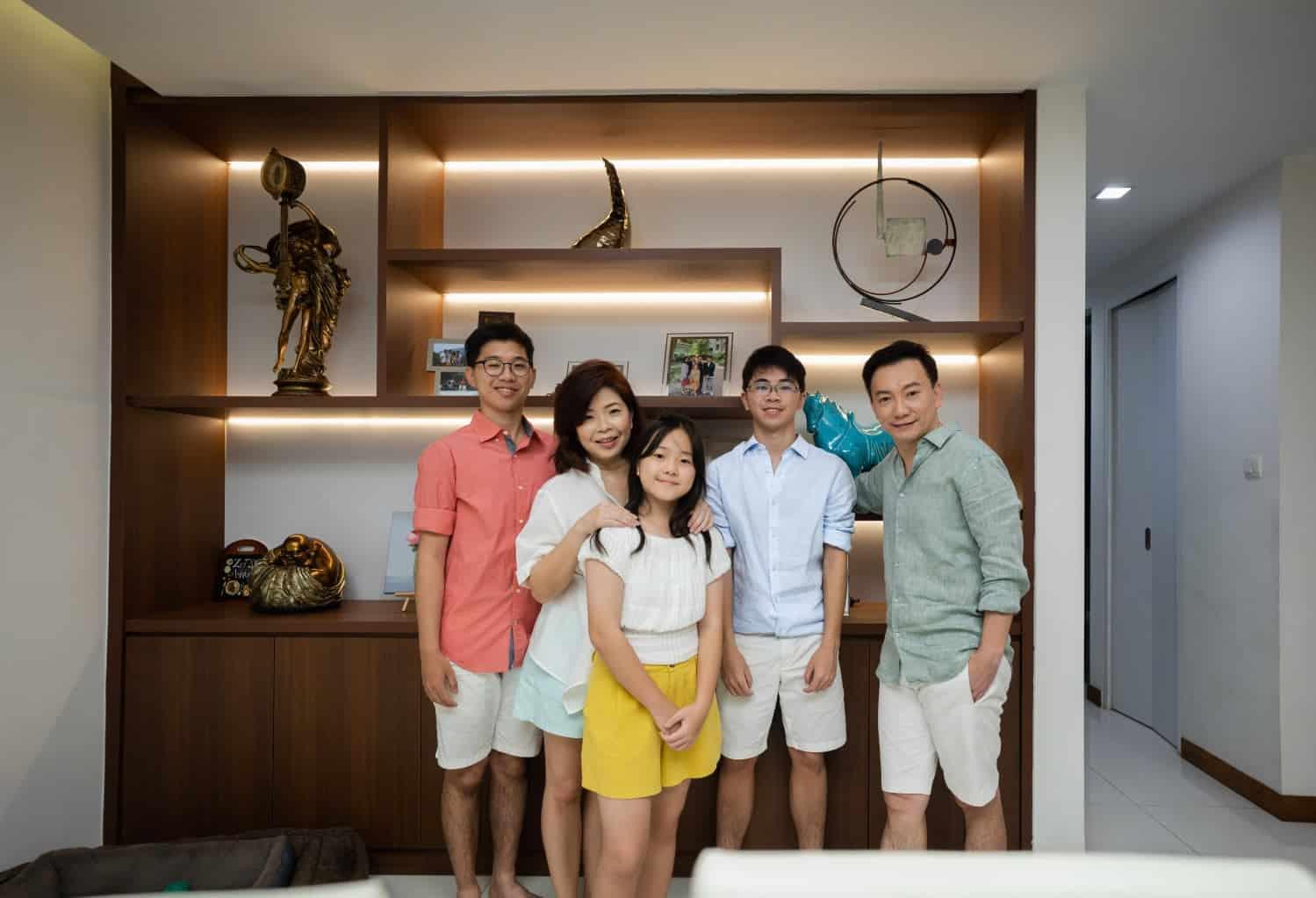family photographer singapore - Junliang
