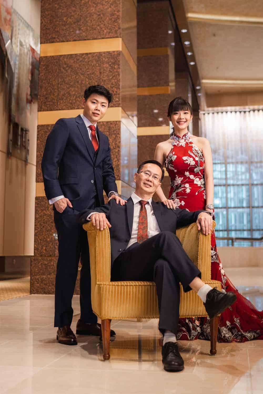 Wedding photography Singapore - Titus