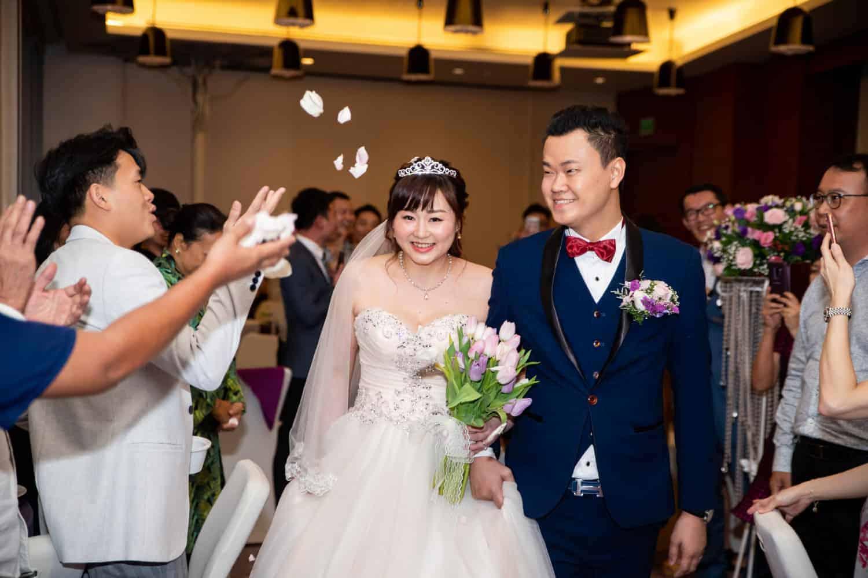 Wedding photography Singapore - Mervin